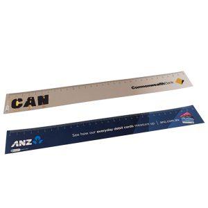 Micro ruler (Ruler 400 micron plastic CMYK)