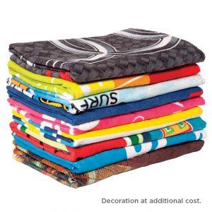 Custom Sublimation beach towel