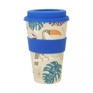 Bamboo Reusable Coffee Cups
