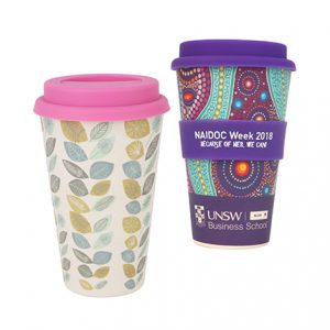 Bamboo Reusable Coffee Cup