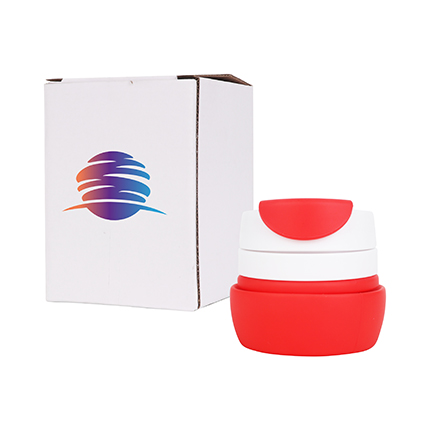 Collapsible Coffee Cups | 500 ml Collapsible Silicone Coffee